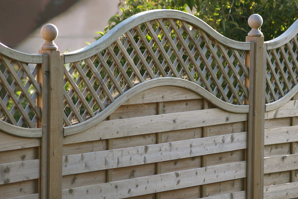 Fencing in Kent and East Sussex