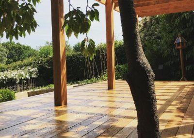 Wooden-Deck