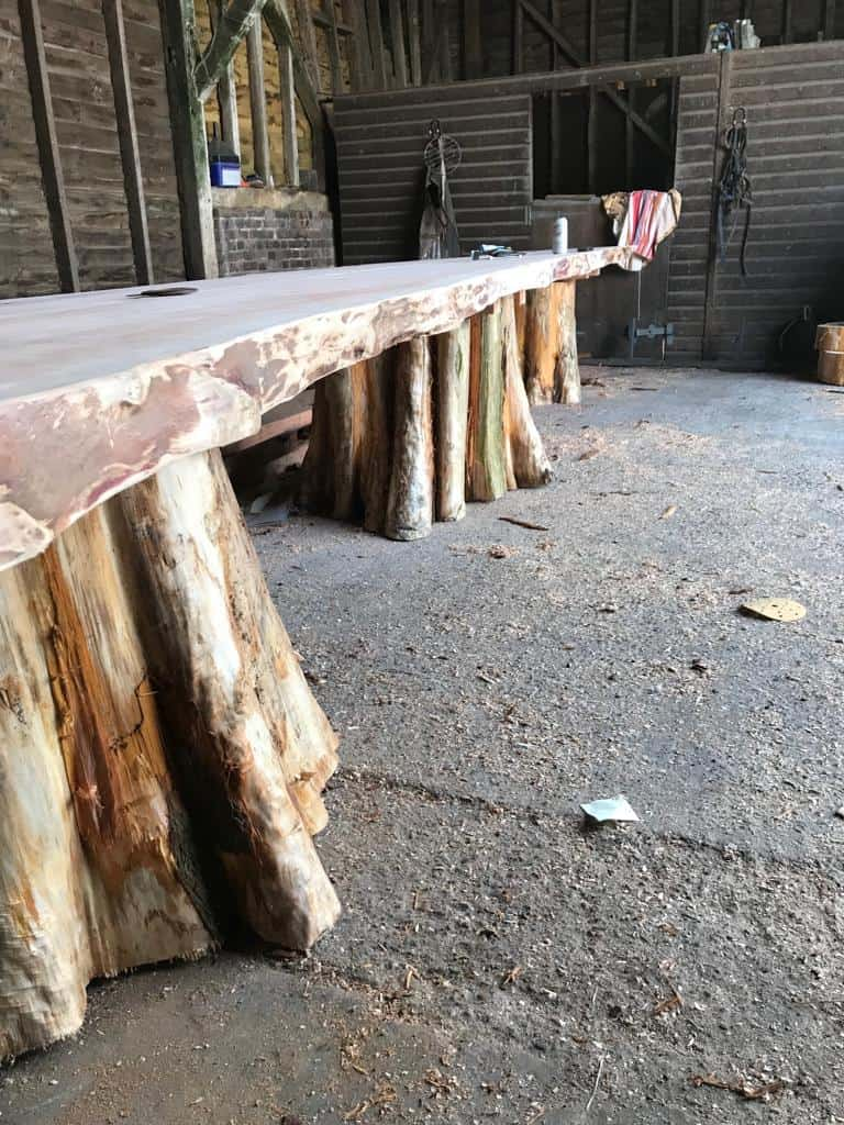 Picture of: Rustic Furniture Harman Tree Surgery